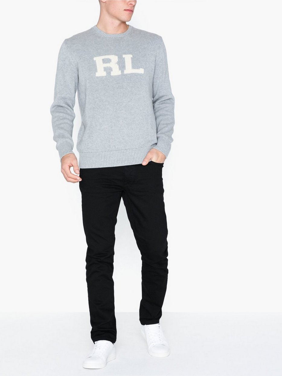 Cotton Long Sleeve Sweater