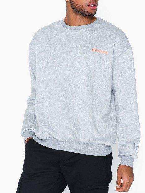 Sixth June Reflective Sweatshirt Trøjer Grey - herre