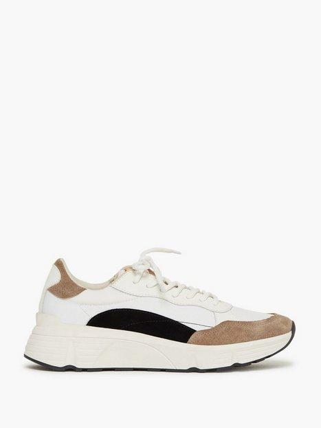 Vagabond Quincy Sneakers White - herre