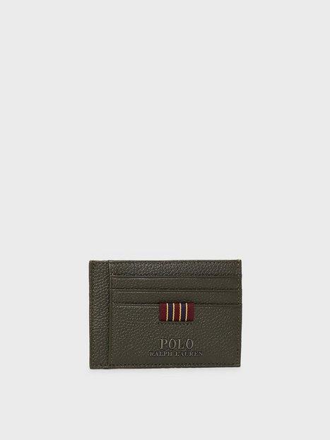 Polo Ralph Lauren Money Clip Punge Olive - herre