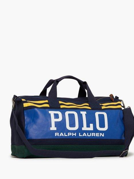 Polo Ralph Lauren Big Polo Duffle Tasker Navy - herre
