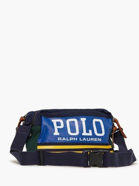 Polo Ralph Lauren Big Polo Crossbody Tasker Navy - herre