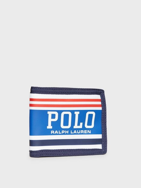 Polo Ralph Lauren Big Polo Wallet Punge White Red Blue - herre