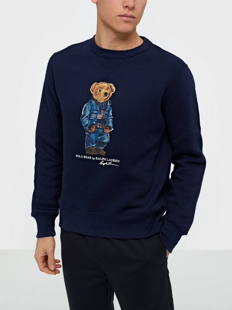 Polo Ralph Lauren Long Sleeve Magic Sweater Tröjor Navy