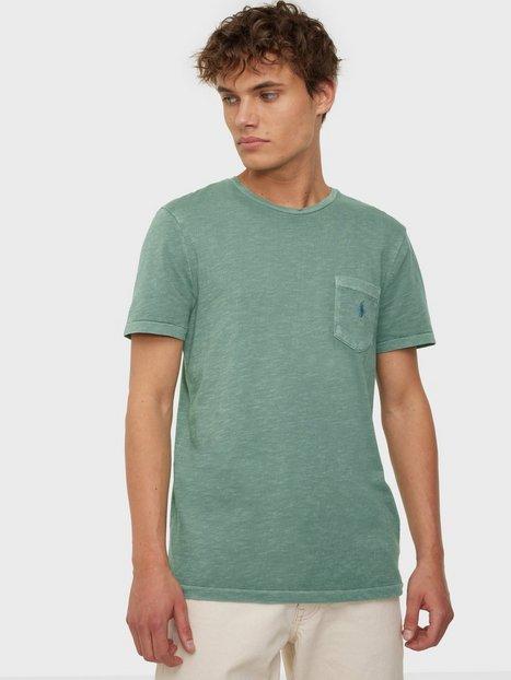 Polo Ralph Lauren Short Sleeve T-Shirt T-shirts & undertrøjer Blå