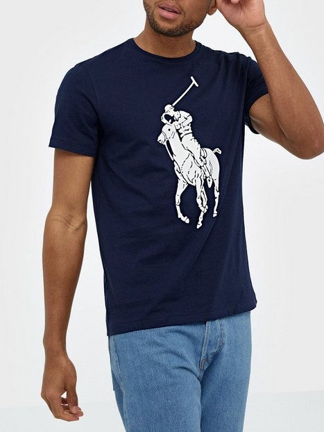 Polo Ralph Lauren Short Sleeve T Shirt T shirts undertrøjer Navy - herre