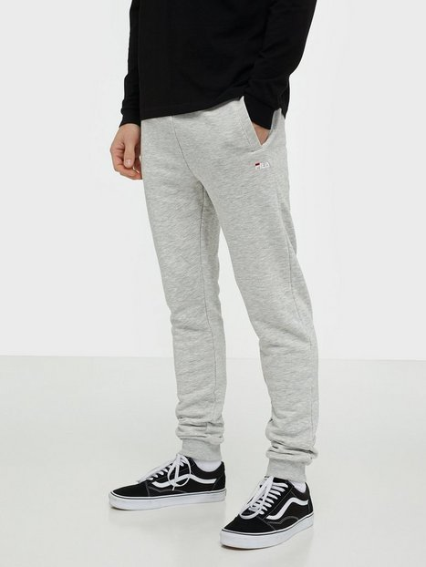 Fila Men Edan Sweat Pants Bukser Grey - herre
