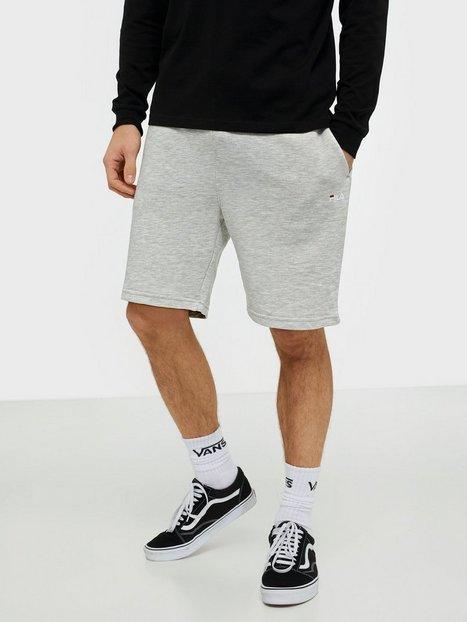 Fila Men Eldon Sweat Shorts Shorts Grey