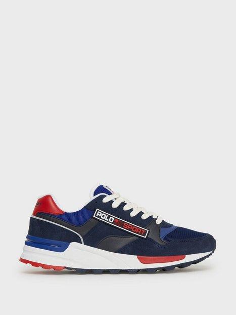 Polo Ralph Lauren Athletic Sneakers Sneakers Navy mand køb billigt