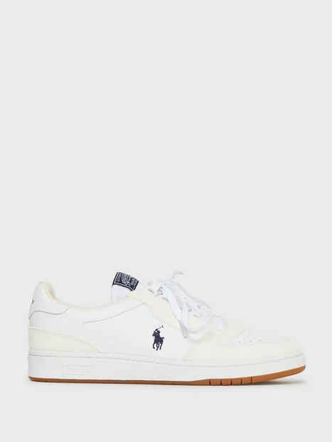 Polo Ralph Lauren Polo Athletic Sneakers Sneakers White mand køb billigt
