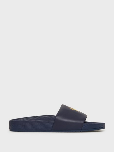 Polo Ralph Lauren Cayson Casual Sandals Loafers slippers Navy - herre