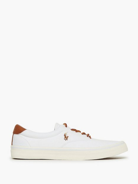 Polo Ralph Lauren Thorton Sneakers Sneakers White mand køb billigt