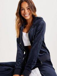 Gray Hoodie Robertson Classic  Juicy Couture  Hettegensere & hoodies - Dameklær er billig