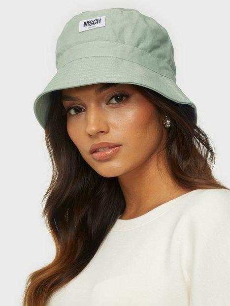 MOSS COPENHAGEN Balou Bucket Hat Hatte Green