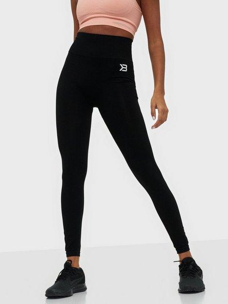 Better Bodies Rockaway Leggings Träningstights Black