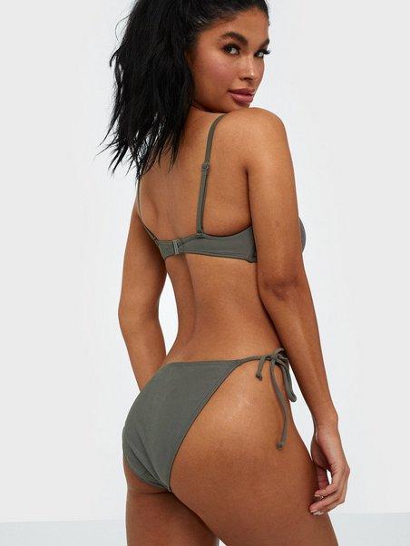 HUNKEM/ÖLLER Tanga Bikini-Slip Tribe