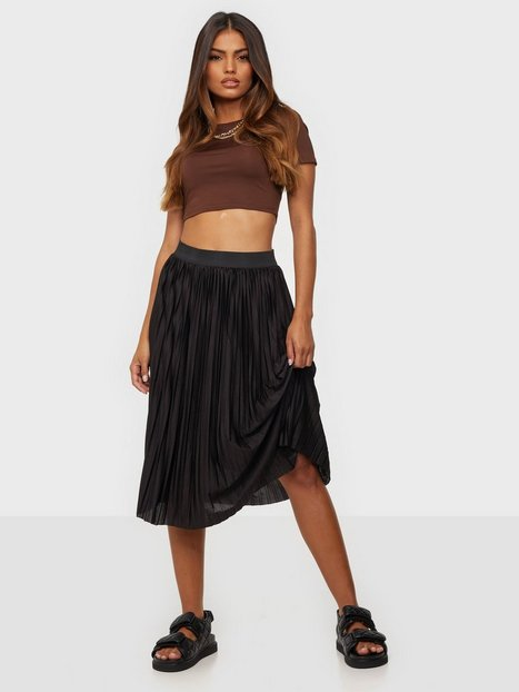 Jacqueline de Yong Jdyboa Skirt Jrs Rpt Midi nederdele
