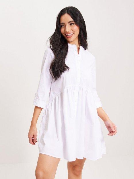 Only Onlditte Life 3/4 Shirt Dress Noos Loose fit dresses