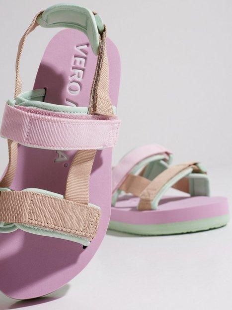 Vero Moda Vmlia Sandal Sandaler Toasted Almond