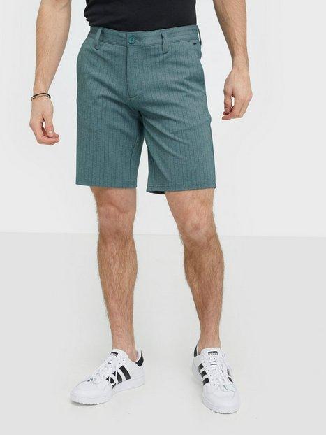 Only & Sons Onsmark Shorts Stripe Gw 6552 Shorts Lysegrøn