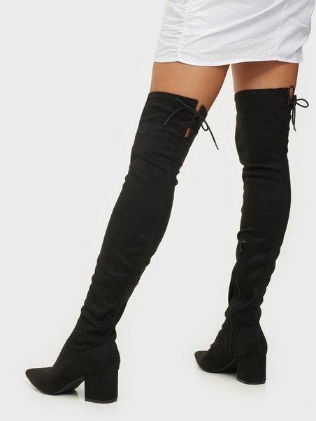 Heel Boots SKO kvinne online sko på nettet NELLY.COM
