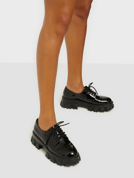 NLY Shoes Bite It Derby Boot Loafers