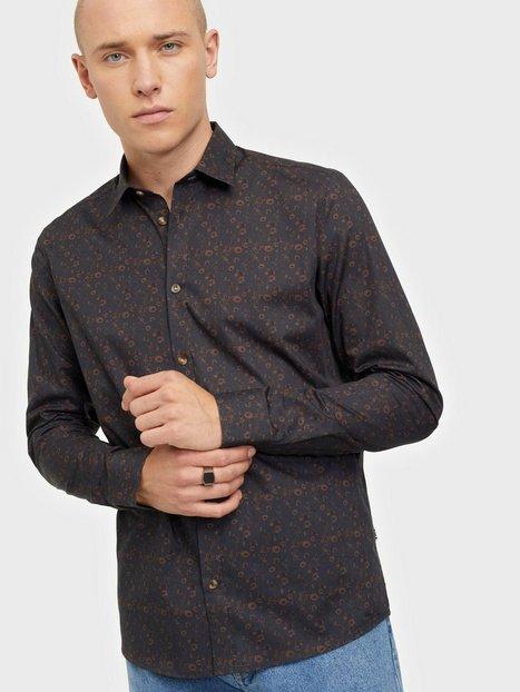 Tailored Originals Shirt - TORean Skjorter Otter