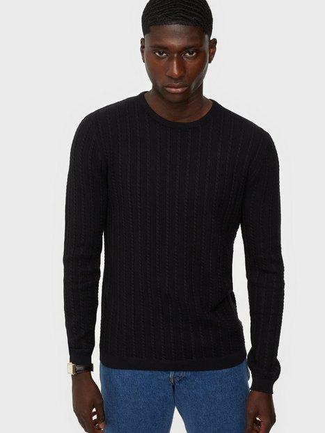 Tailored Originals Knit - TOOli Trøjer Black