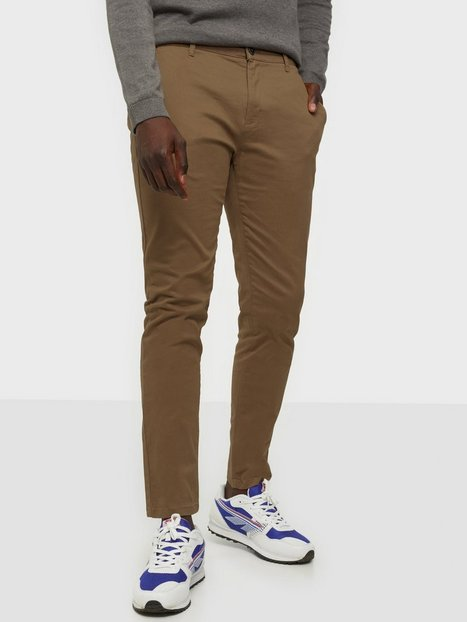 Tailored Originals Pants - TORickie Bukser Otter