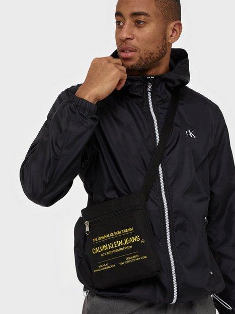 Calvin Klein Jeans Ckj Sport Essentials Mcrfltpk Ip Kasketter Black - herre