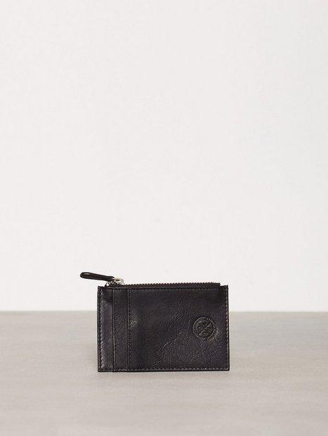 Saddler Henningsen Wallet Punge Sort