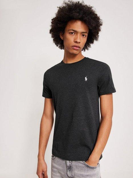 Polo Ralph Lauren Short Sleeve Polo T-Shirt T-shirts & undertrøjer Sort
