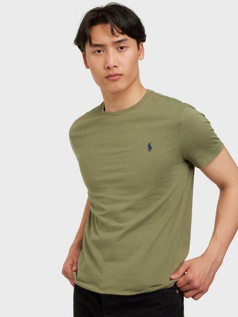 Polo Ralph Lauren Short Sleeve Polo T-Shirt T-shirts & undertrøjer Green