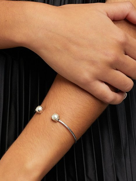 Caroline Svedbom Classic Petite Bracelet Rhodium Armbånd