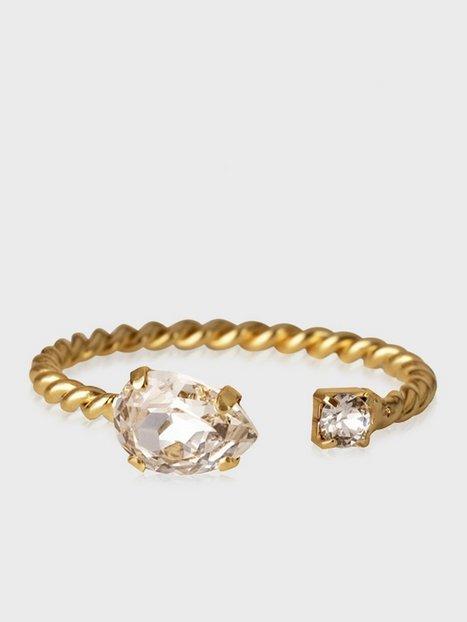 Caroline Svedbom Nani Ring Gold Ringe Crystal