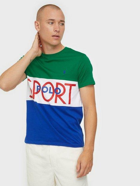 Polo Ralph Lauren Polo Short Sleeve T-Shirt T-shirts & undertrøjer Green