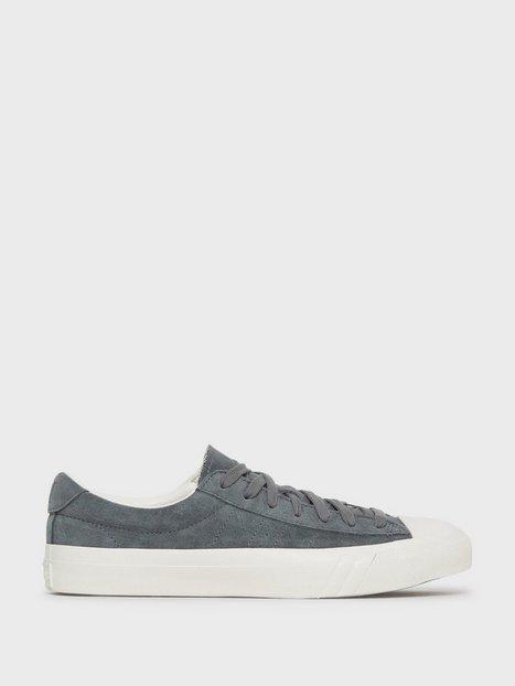 Les Deux Pro Keds X Les Deux Suede Sneakers Grey - herre