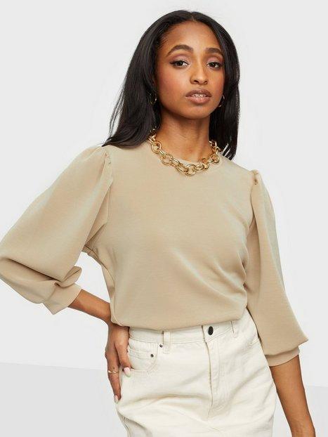 Selected Femme Slftenny 3/4 Sweat B Sweatshirts