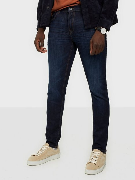 Solid SDJoy Jeans Blue