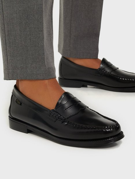 G.H Bass Gh Weejun Ii Wmn Penny Loafers Black