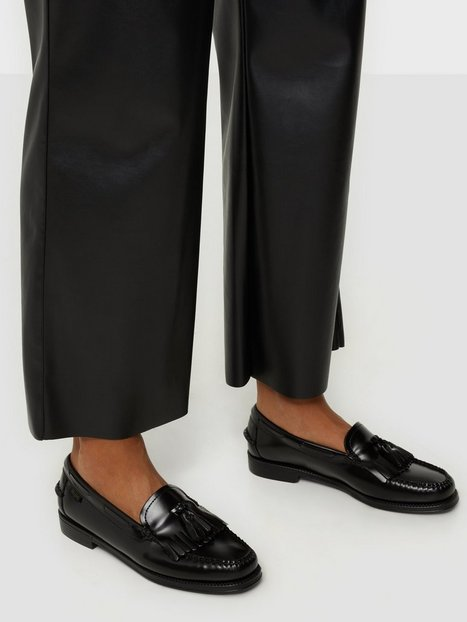 G.H Bass Gh Weejun Ii Wmn Esther Kiltie Loafers Black