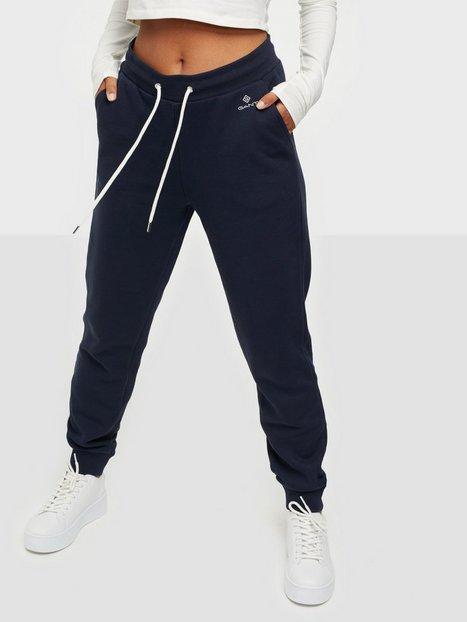 Gant Lock Up Sweat Pants Bukser Blue