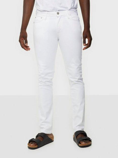 Jack & Jones Jjiglenn Jjfelix Am 346 50SPS Jeans Hvid