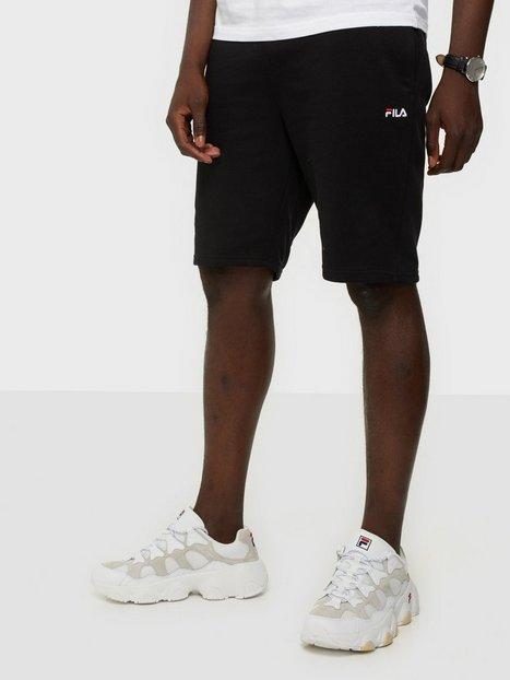 Fila Eldon Sweat Shorts Shorts Black