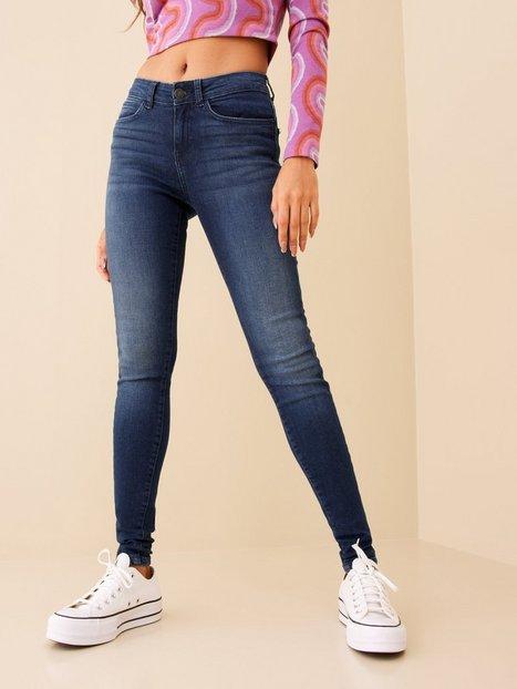Noisy May Nmlucy Nw Skinny Jeans AZ115DB Bg Skinny fit