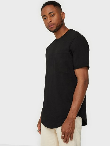 Only & Sons Onsgavin Life Ss Tee Noos T-shirts & undertrøjer Black