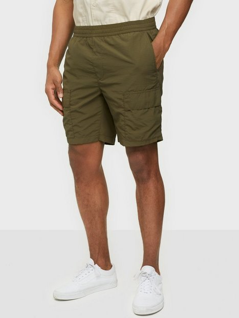 Selected Homme Slhburro Shorts W Shorts Dark Olive
