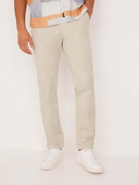 Selected Homme Slhslim-Miles Flex Chino Pants W No Bukser Moonstruck
