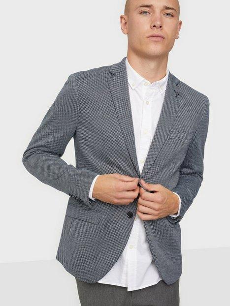 Selected Homme Slhslim-Byron Blz B Noos Blazere & jakkesæt Navy Blazer