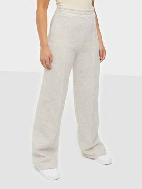 NLY Trend Straight Cozy Pants Bukser